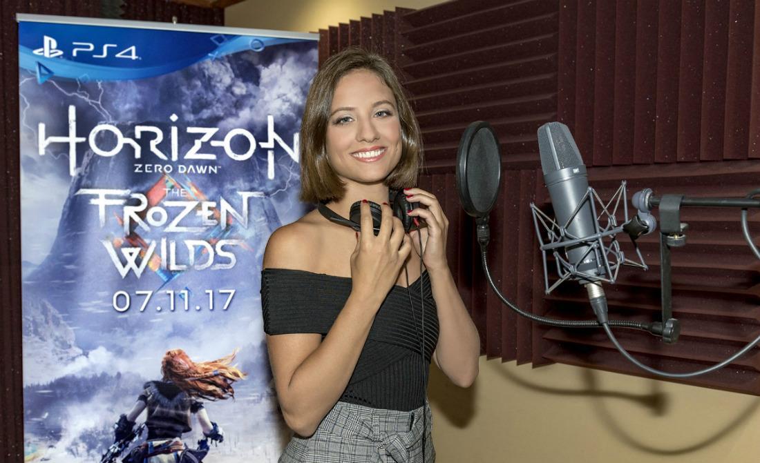 Horizon Zero Dawn The Frozen Wilds Michelle Jenner