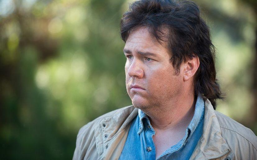 Josh McDermitt como Eugene en The Walking Dead