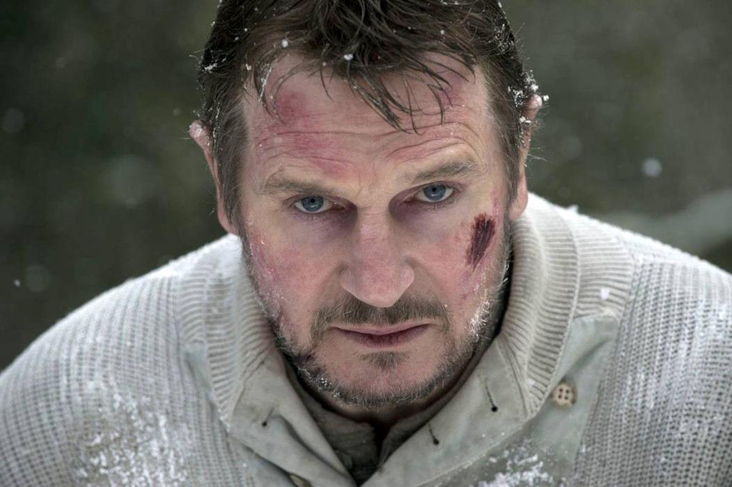 Liam Neeson cine de acción