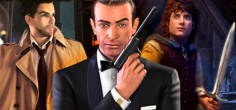 Los Mejores Videojuegos Basados En Peliculas Hobbyconsolas Juegos