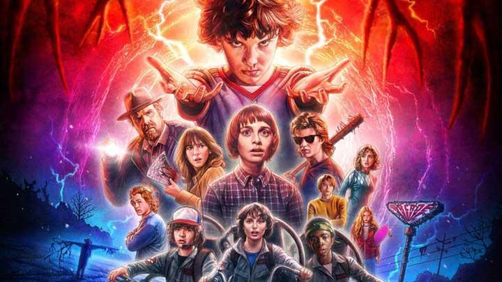 Poster final Stranger Things 2