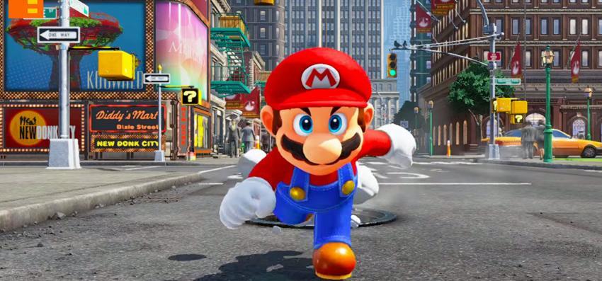 Principal Mario Odyssey