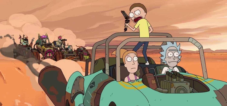Review de Rick y Morty 3x02: En busca del Rickazón Verde