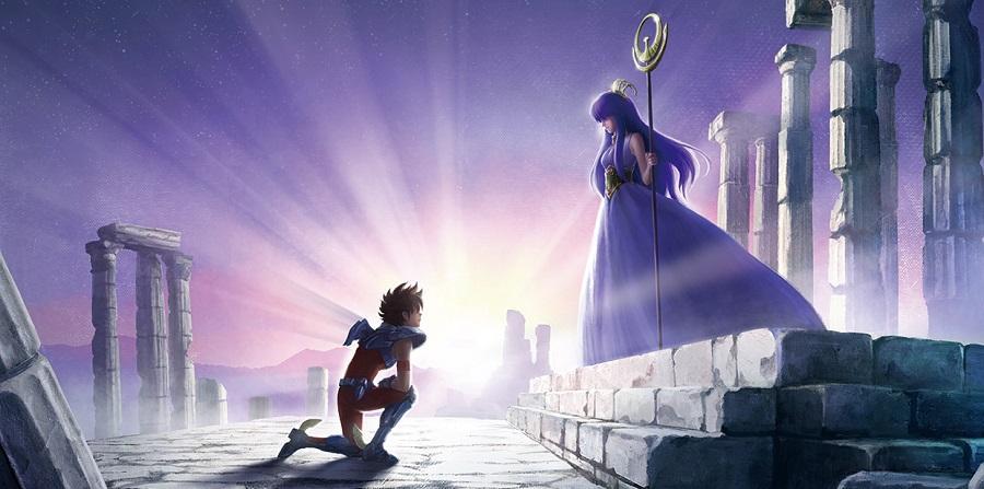 Resultado de imagen de Knights of the Zodiac: Saint Seiya