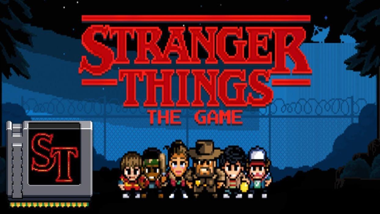Stranger Things El Juego