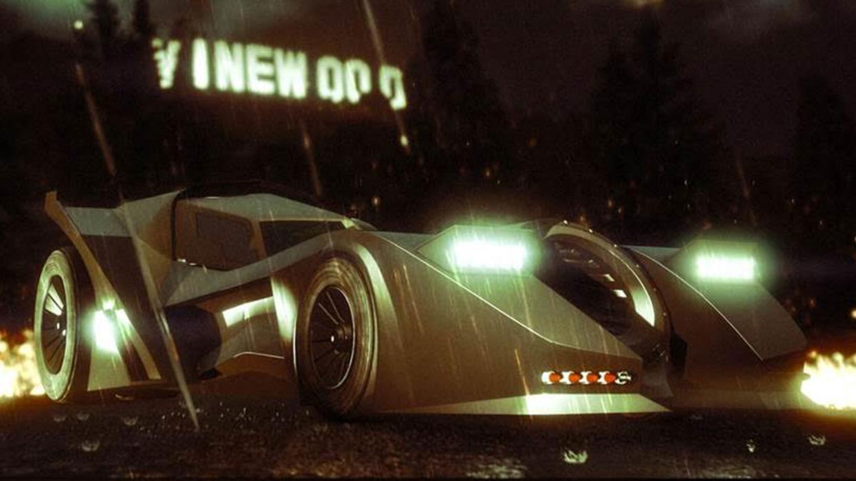 Vigilante GTA V