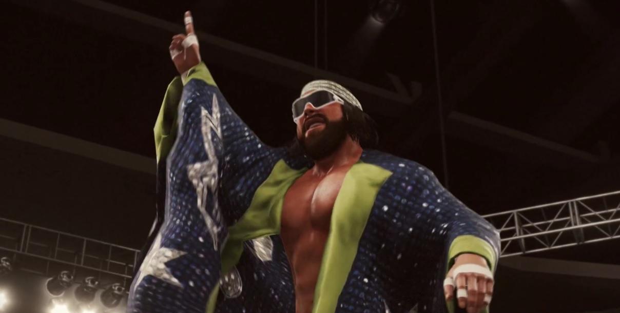 WWE 2K18 - Cómo equipar potenciadores