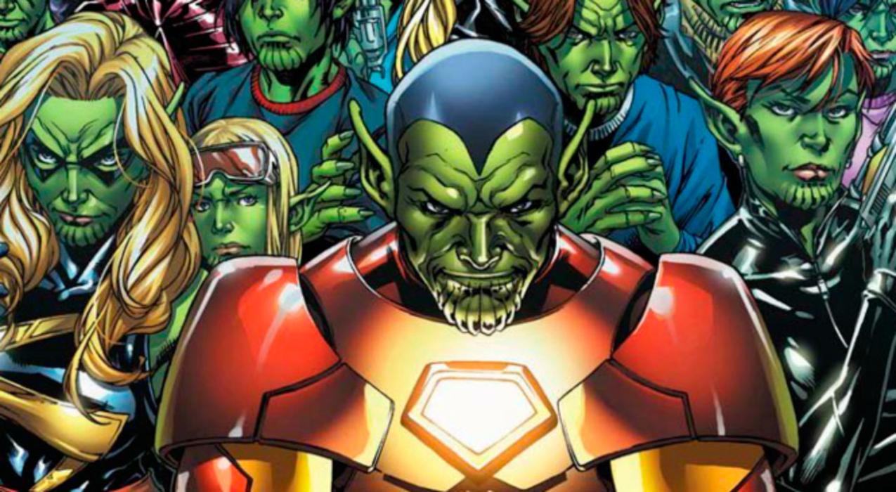 En X-Men: Dark Phoenix podríamos ver a los Skrulls