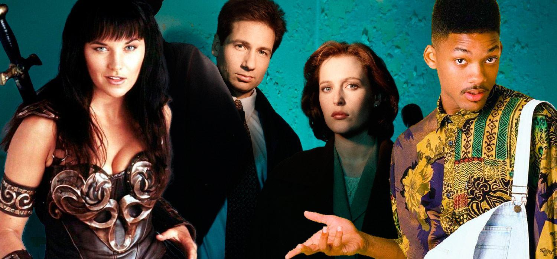 Mejores series TV de los 90