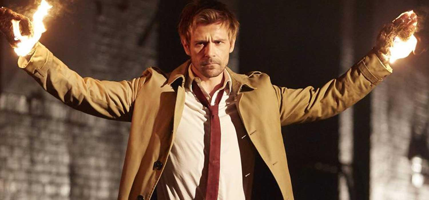 Adelanto de Constantine en Legends of Tomorrow temporada 3