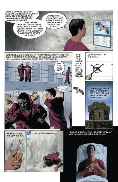 American Gods: Sombras 1, el cómic de Neil Gaiman