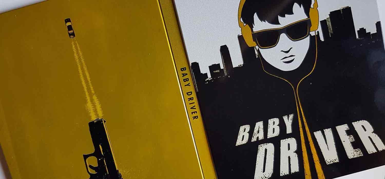 Baby Driver UHD 4K
