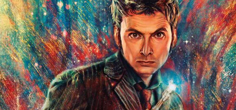 Los cómics de Doctor Who llegan a España con Fandogamia editorial