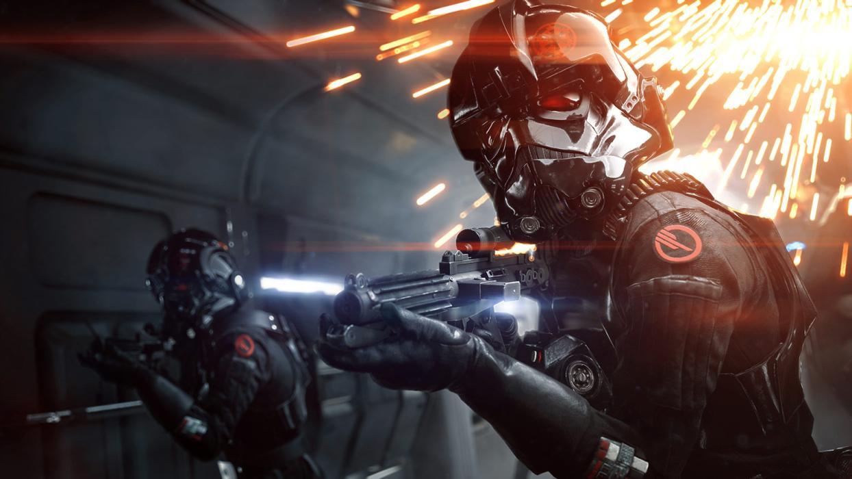 Concurso Star Wars Battlefront II - Sorteo del juego y su novela