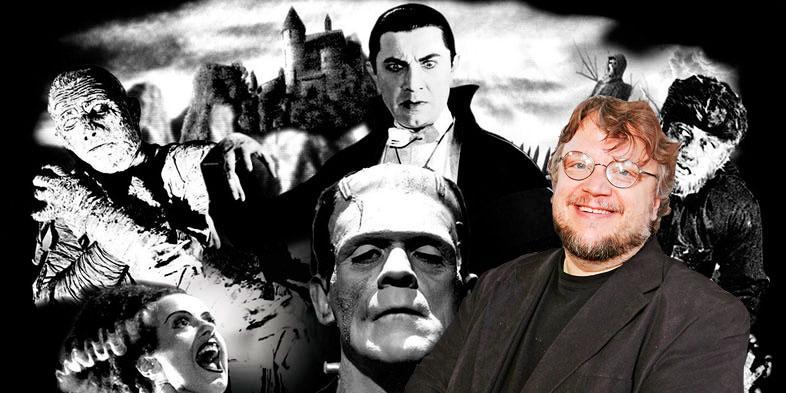 Guillermo del Toro y el 'Monster Universe'