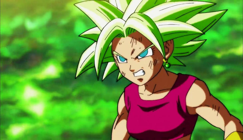 Kefla estará disponible en Dragon Ball Xenoverse 2 como ...