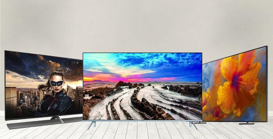 Mejores ofertas para comprar una TV en el Black Friday