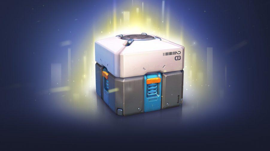 Micropagos loot boxes DLC