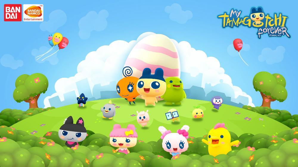 My Tamagotchi Forever para Android e iOS