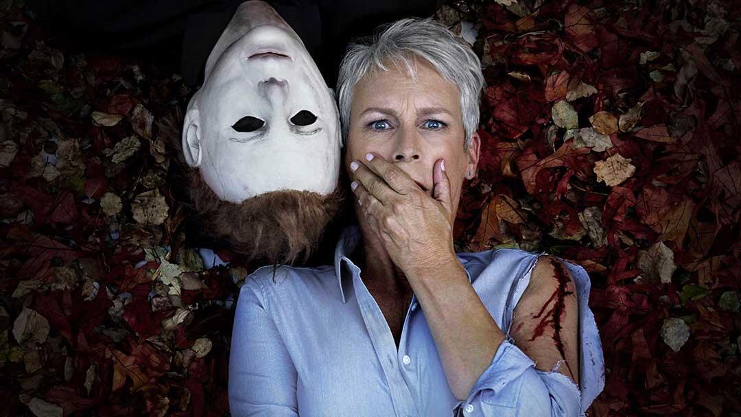 Nueva imagen de Halloween, con Jamie Lee Curtis