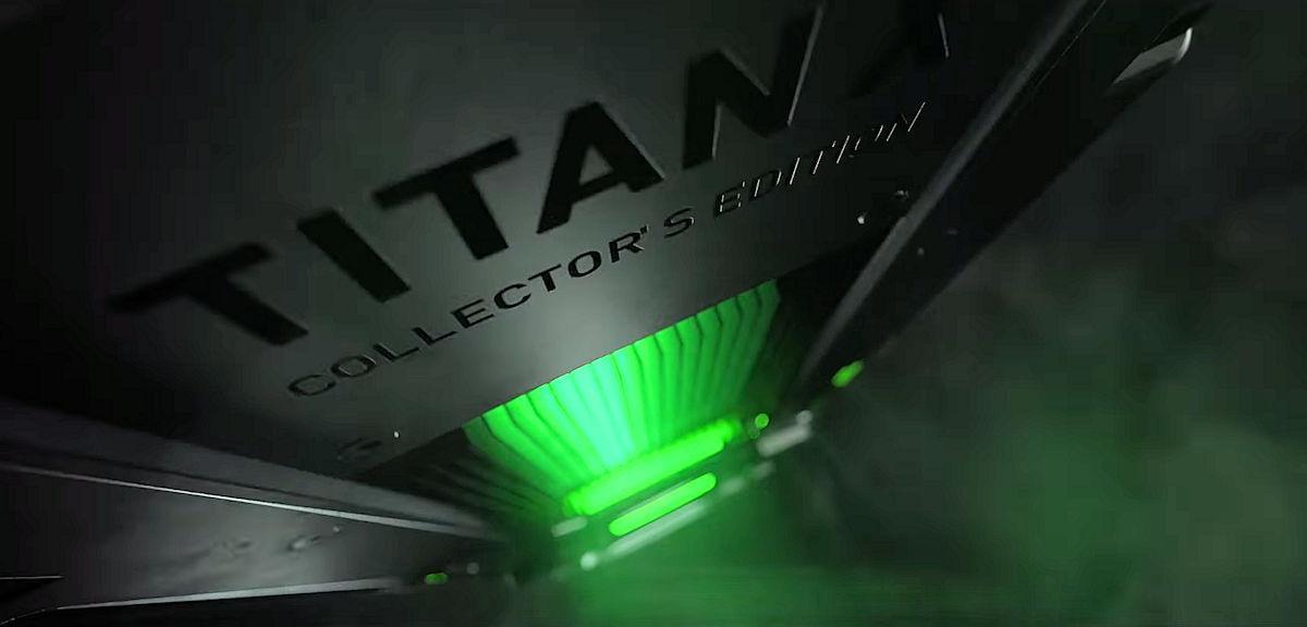 NVIDIA TItan X Collectors