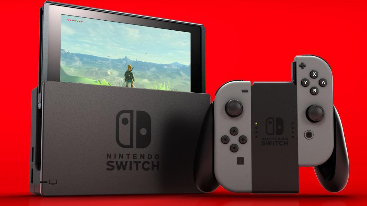 Nintendo Switch ofertas Black Friday 2017
