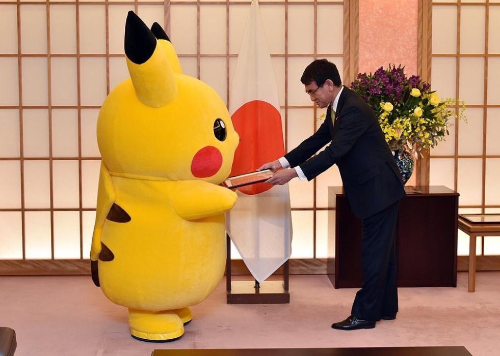 Pokémon embajador