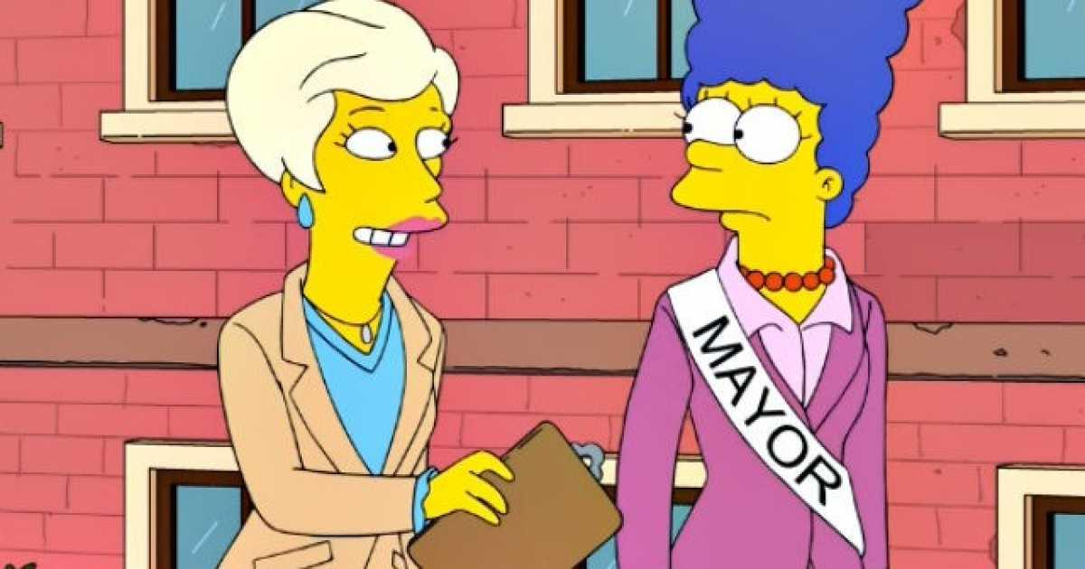 26x06, temporada 24, Marge