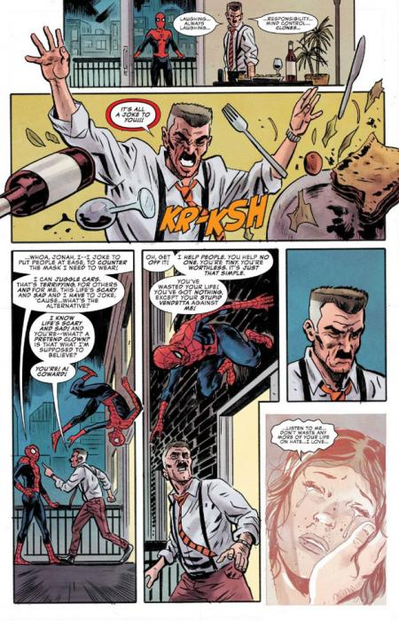 The Spectacular Spider-Man #6