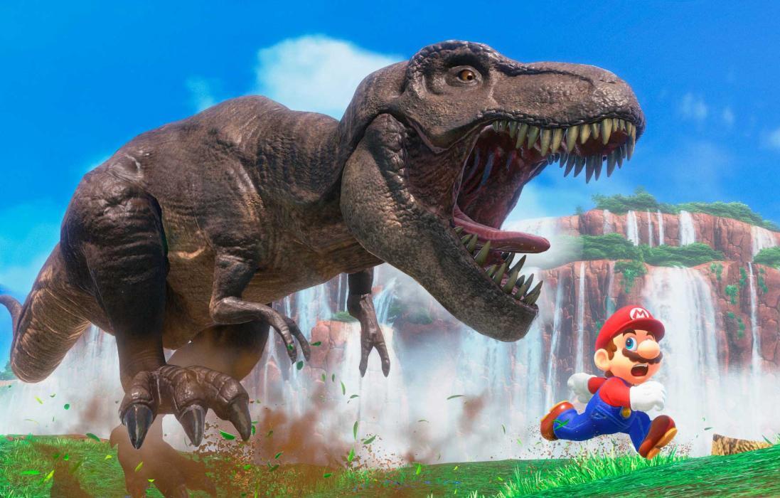 Super Mario Odyssey concurso