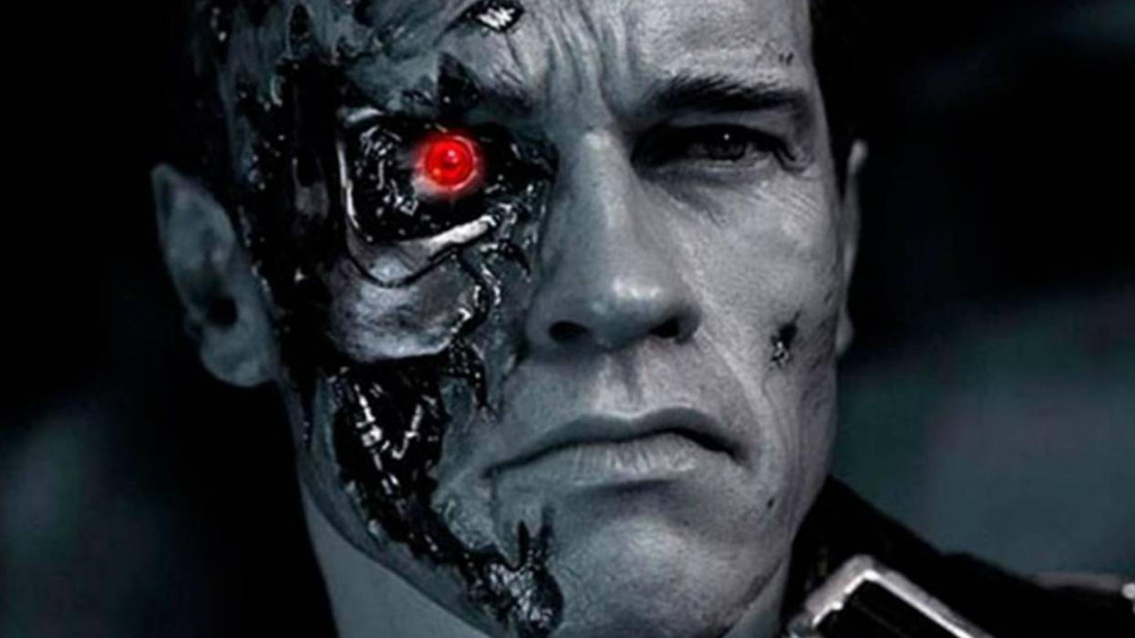 Arnold Schwarzenegger, Cyborg, james cameron