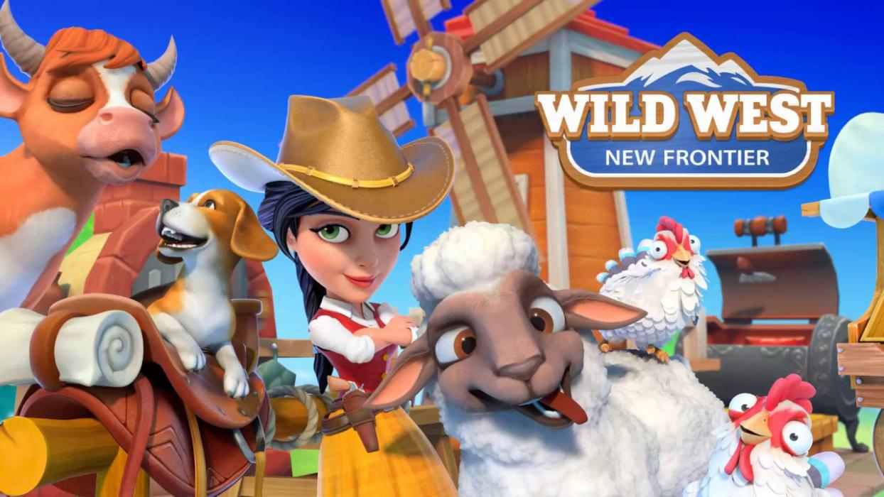 Wild West New Frontier