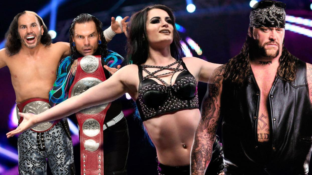 Los 11 mejores momentos de 2017 en la WWE