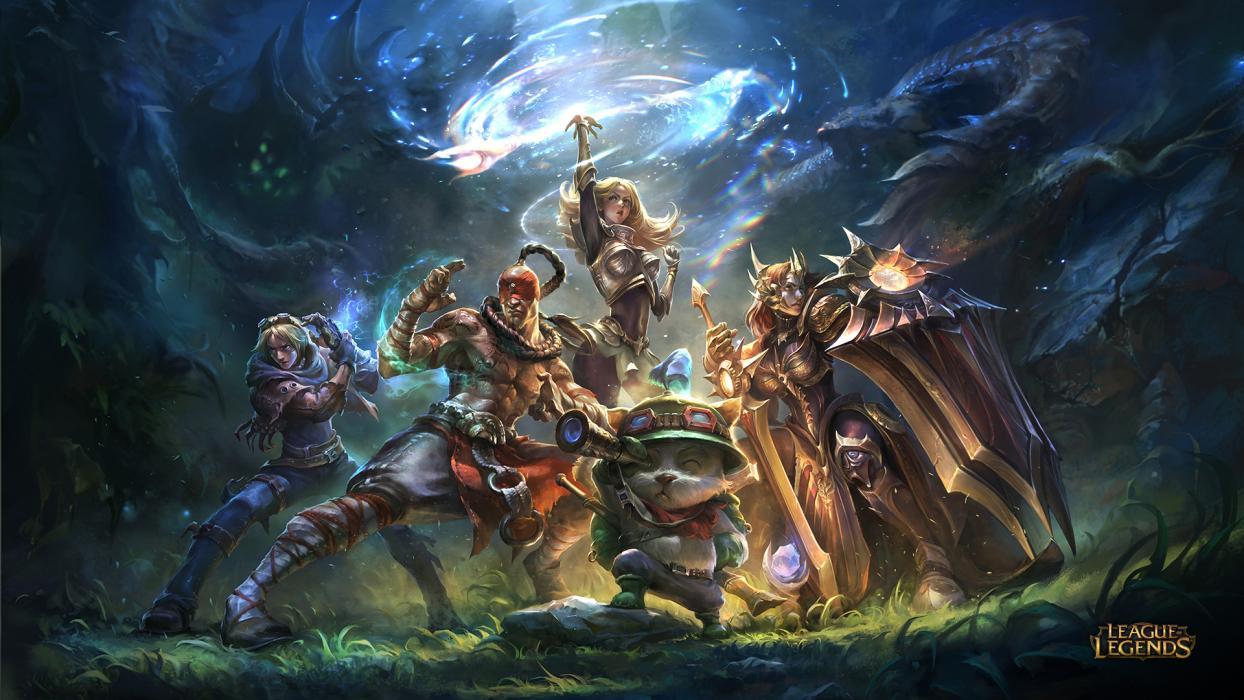Tencent y Riot Games desarrollarán una versión para móviles — LoL