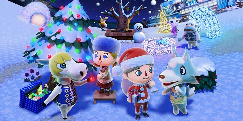 Animal Crossing Pocket Camp - Evento navideño