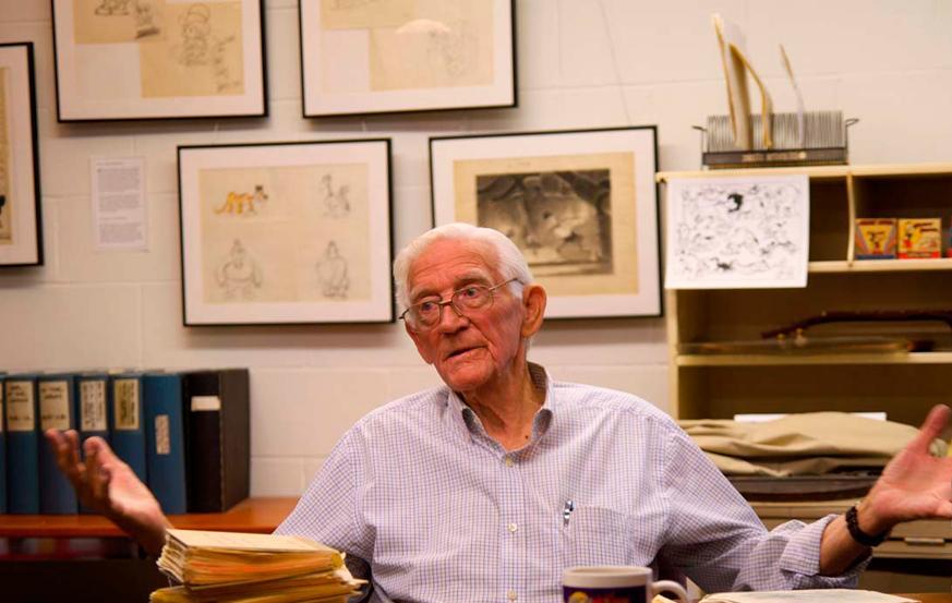 Bob Givens creador Bugs Bunny