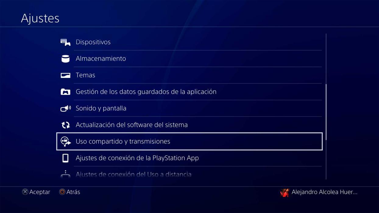 Capturar desde PS4 - eSports