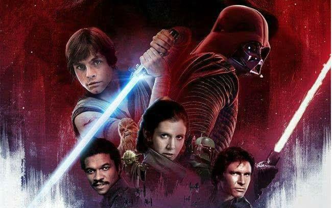 Star Wars Los Últimos Jedi El Imperio Contraataca