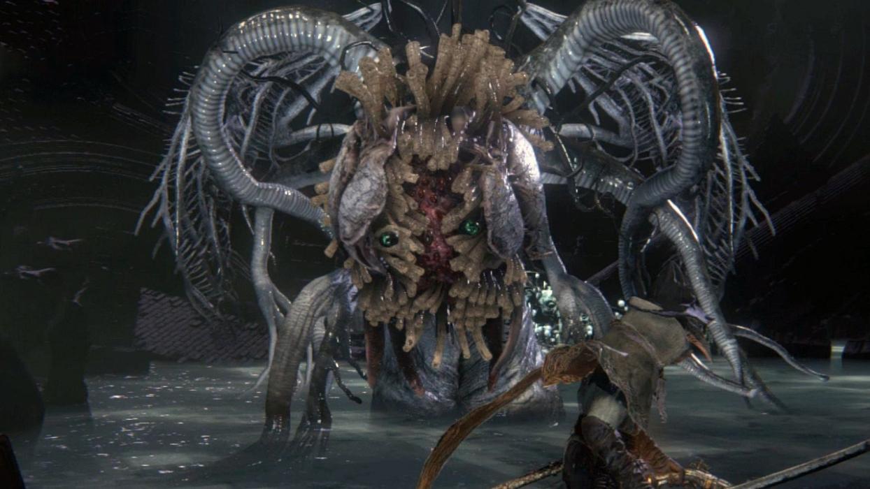 Bloodborne jefes eliminados