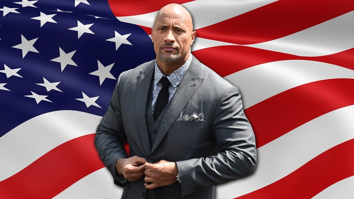 The Rock, 2024, elecciones