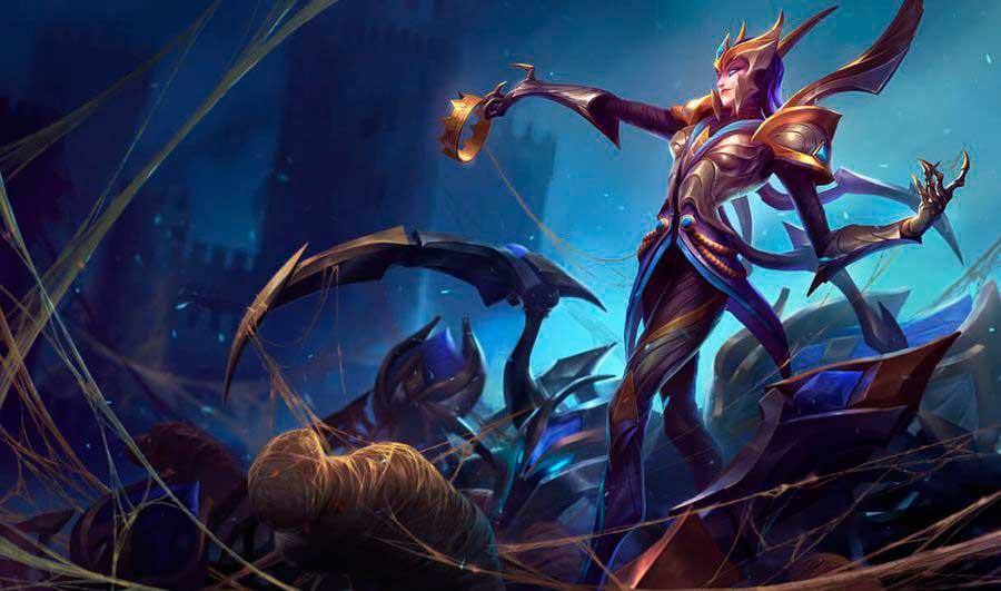 Elise - League of Legends - eSports