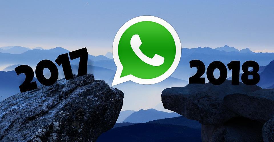 felicitaciones año nuevo 2018 para whatsapp