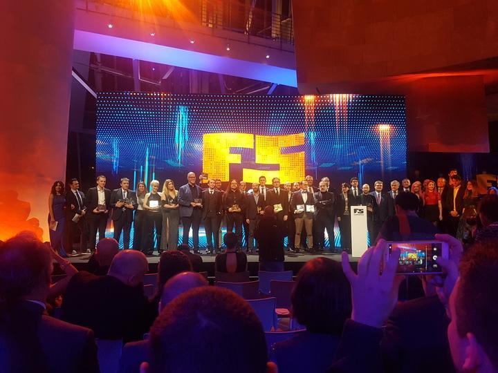 Ganadores Premios Titanium en Fun & Serious Games Festival