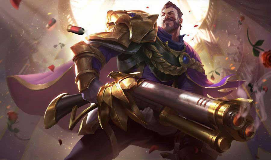 Graves - League of Legends - eSports