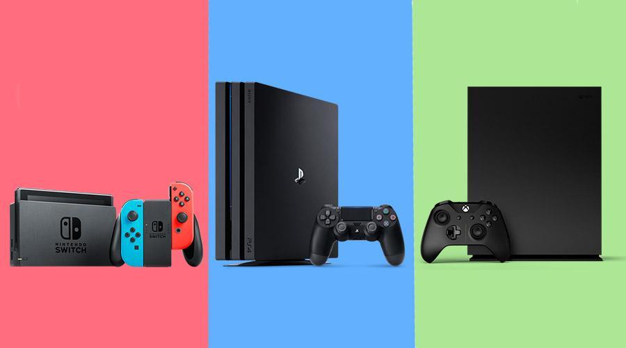 Guía compras Navidad Packs PS4 Xbox One Nintendo Switch