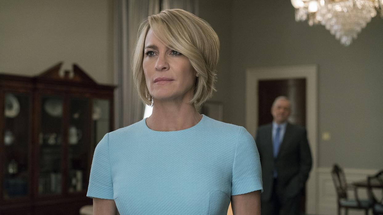 House of Cards Claire
