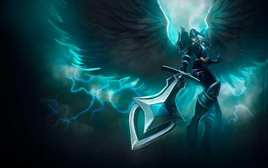 Judgement Kayle - League of Legends - eSports