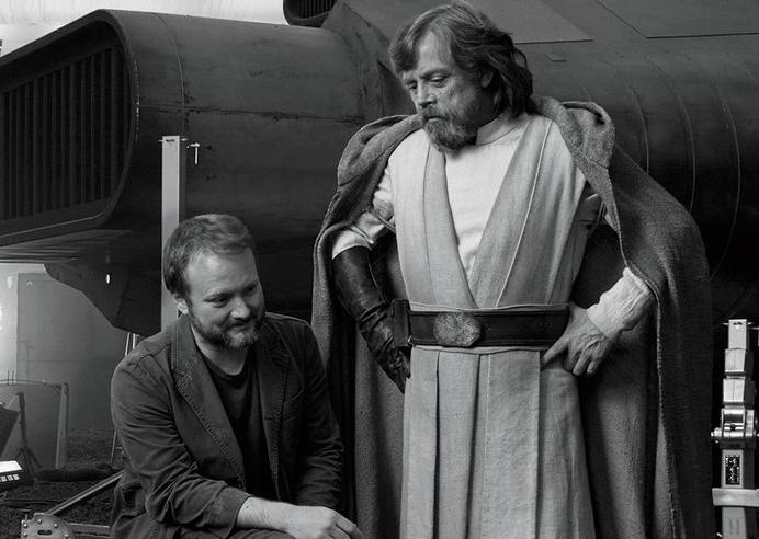 Luke Skywalker final