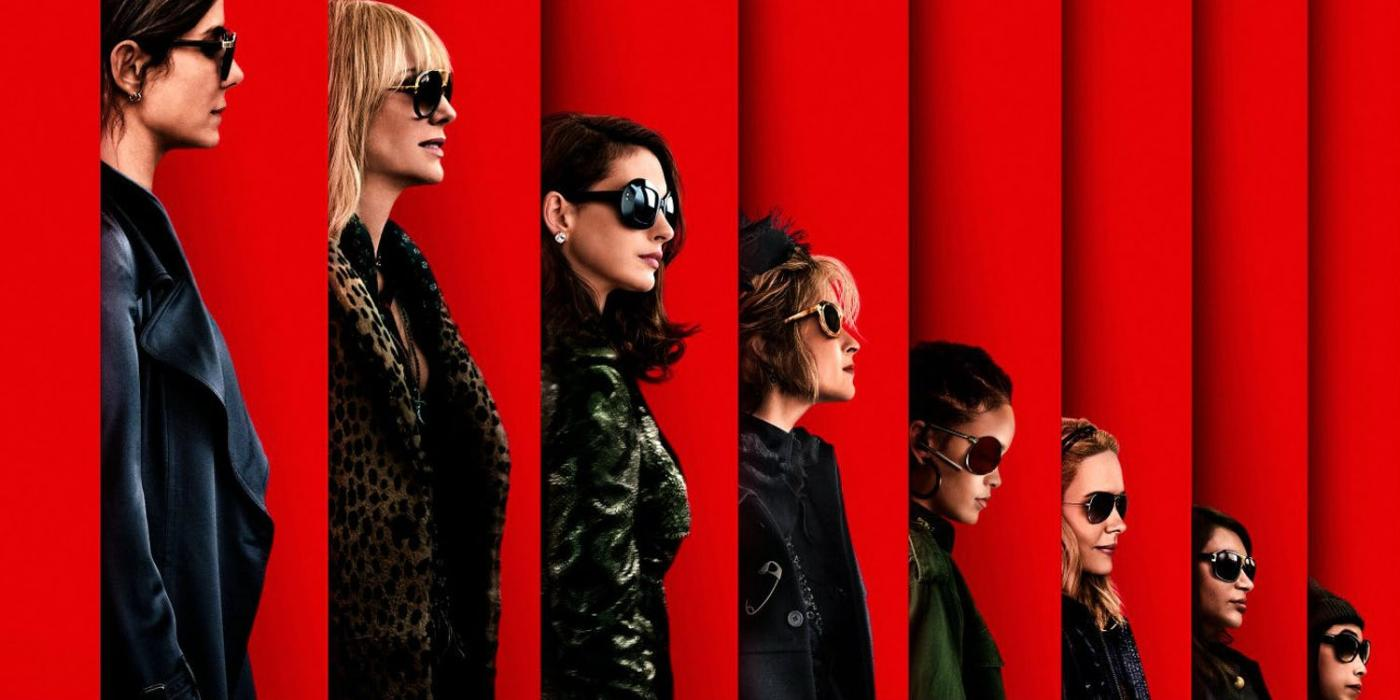 Ocean's Eight Póster
