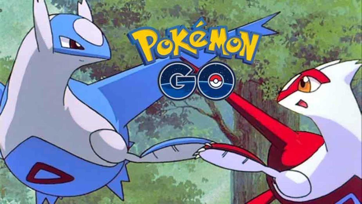 Pokémon GO Latios Latias